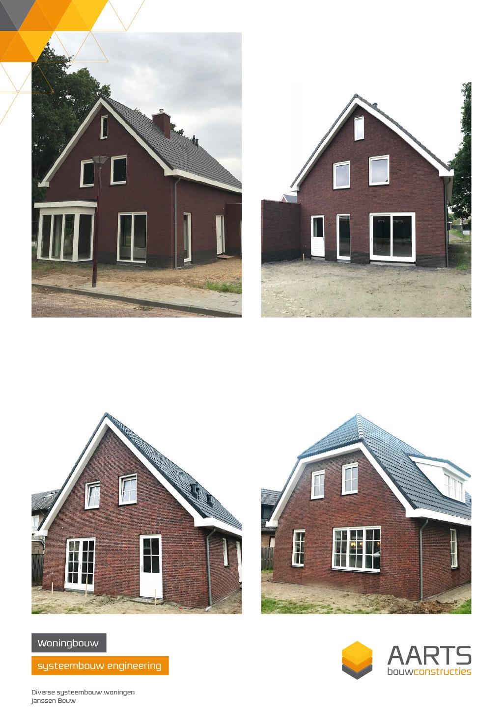 Janssen Bouw - Systeembouw engineering