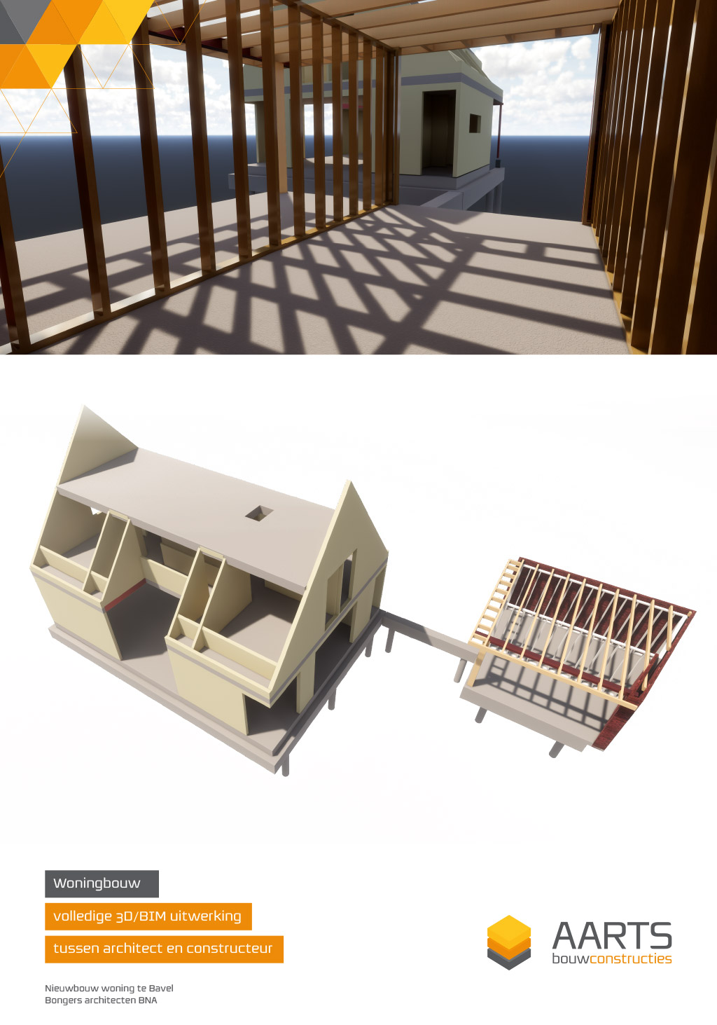 Woning - Volledig 3D BIM icm architect consulten